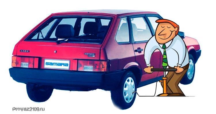 Как прокачать тормоза на ВАЗ 2109 своими руками