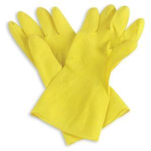 Перчатки (резиновые, митриловые)