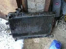 Поломка узла радиатора
