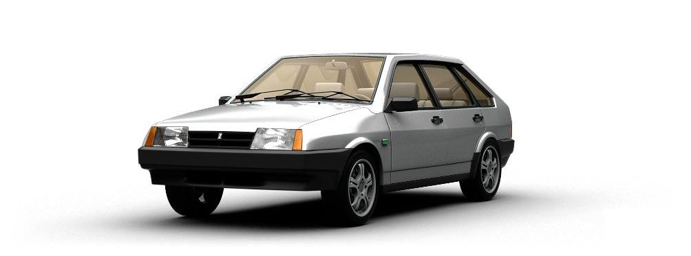 История ВАЗ 2109