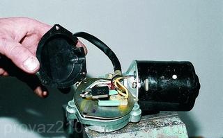 Как снять дворники и мотор дворников на ваз 2109