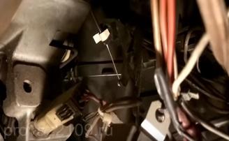 Не дует в ноги печка ваз 2109 - ремонт