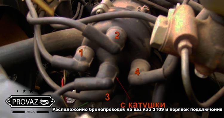 Расположение бронепроводов на ваз ваз 2109 и порядок подключения